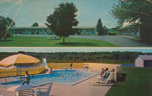 Breezy Acres Motel Skowhegan Maine