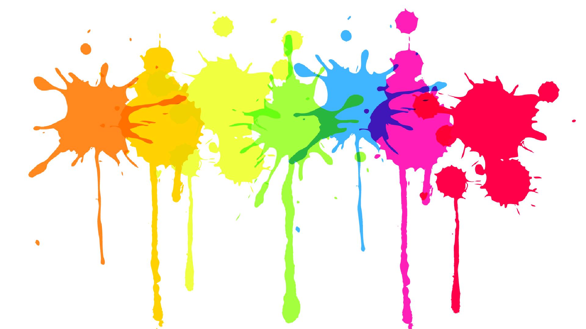 Pin By Susan Monschein On Artzy Steff Clip Art Happy Holi Paint Splatter