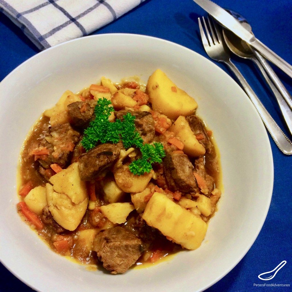 Goulash: how to cook a Soviet dish