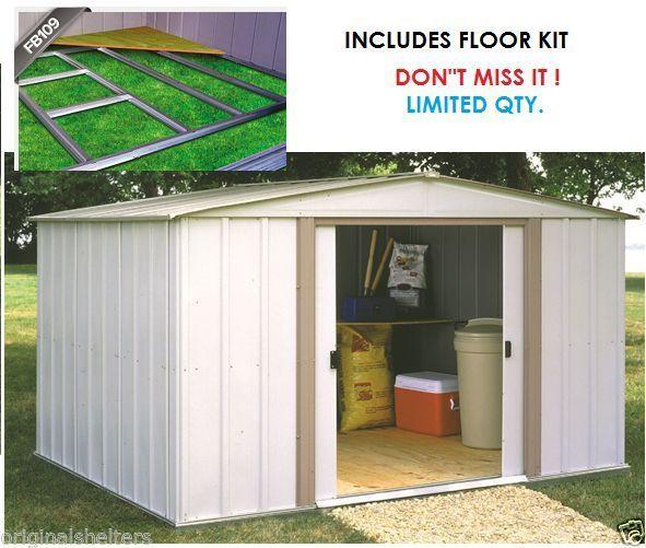 arrow metal shedsalem 10 x 8 outdoorbackyardgarden storage - Garden Sheds Madison Wi