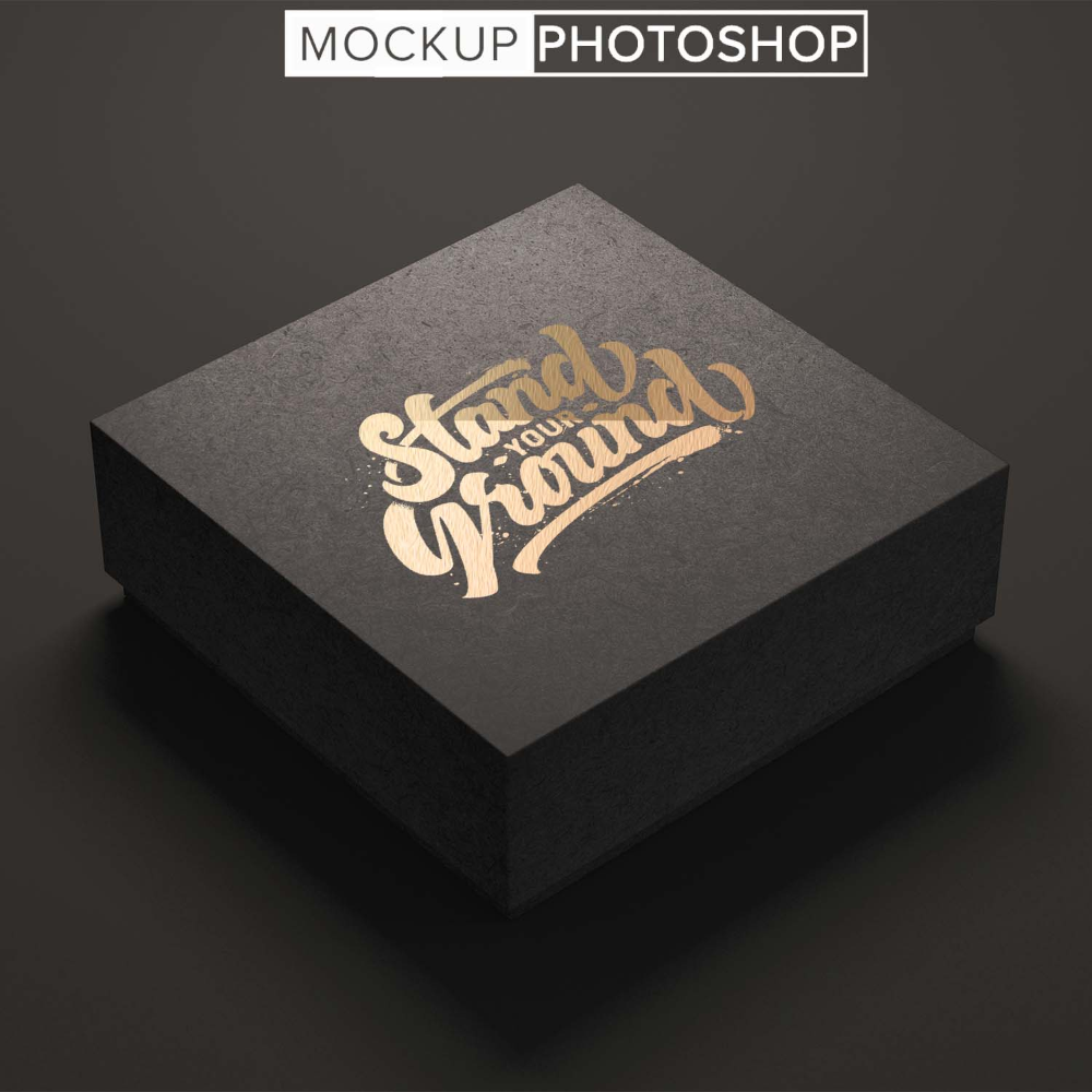Download Free Box PSD Mockups For Designers in 2020 | Mockup free ...