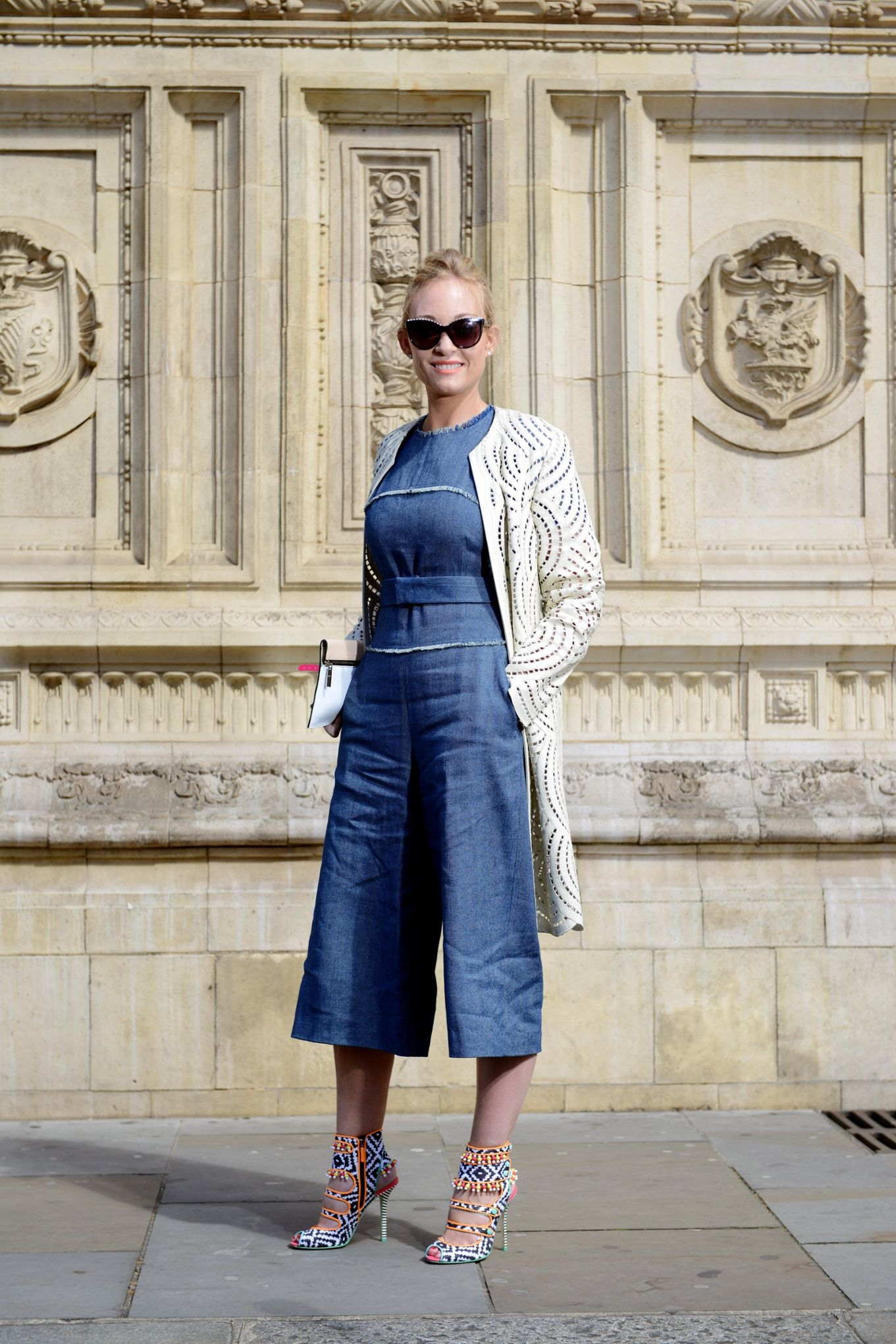 The Best Street Style Looks From The Vogue Festival 2015 In