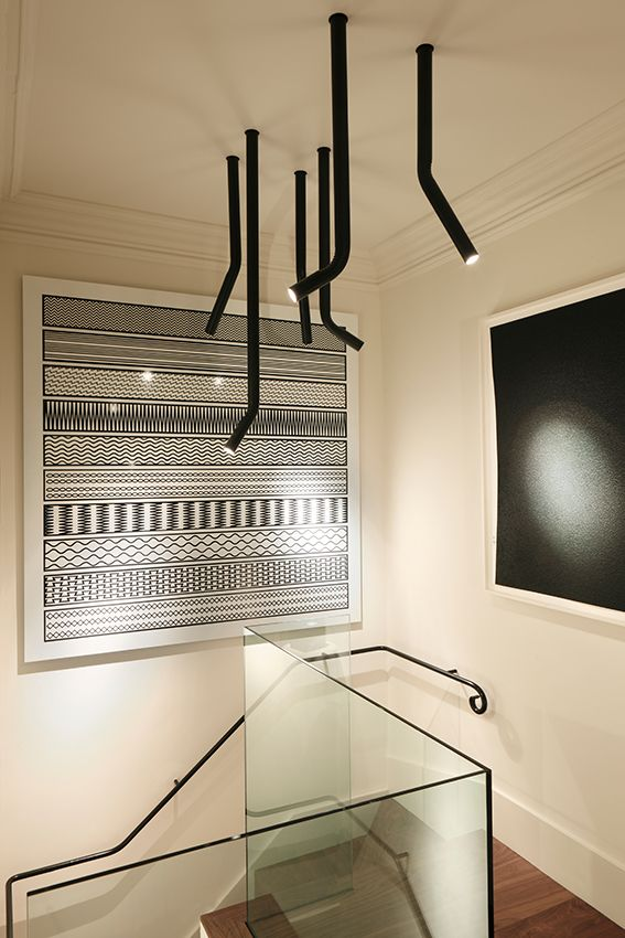 Lighting by PSLab on Private residence, London.