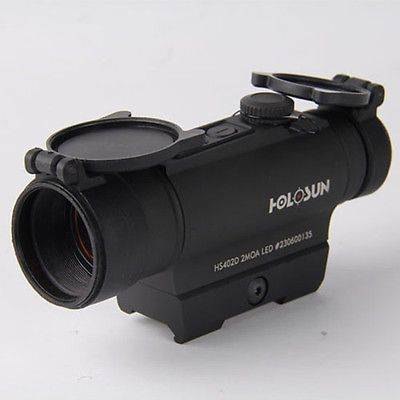 Other Hunting Scopes and Optics 7307: Holosun Red Dot 2 Moa 30Mm Side Batt Tray -> BUY IT NOW ONLY: $129.99 on eBay!