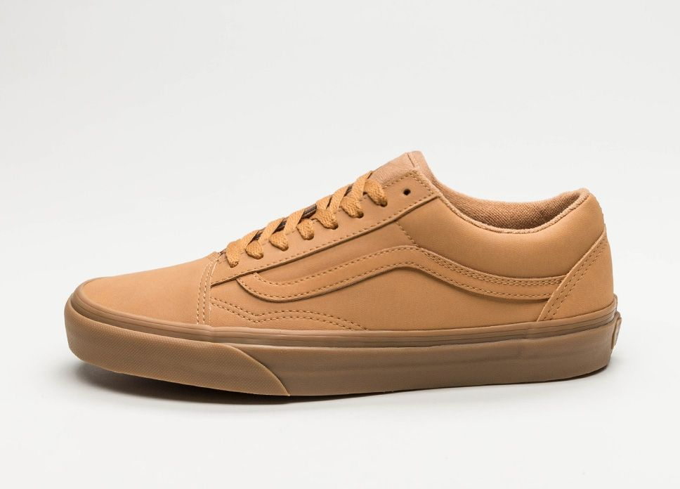 3eea18c91f Vans Old Skool Reissue  Vansbuck  (Light Gum   Mono)  lpu  sneaker  sneakers