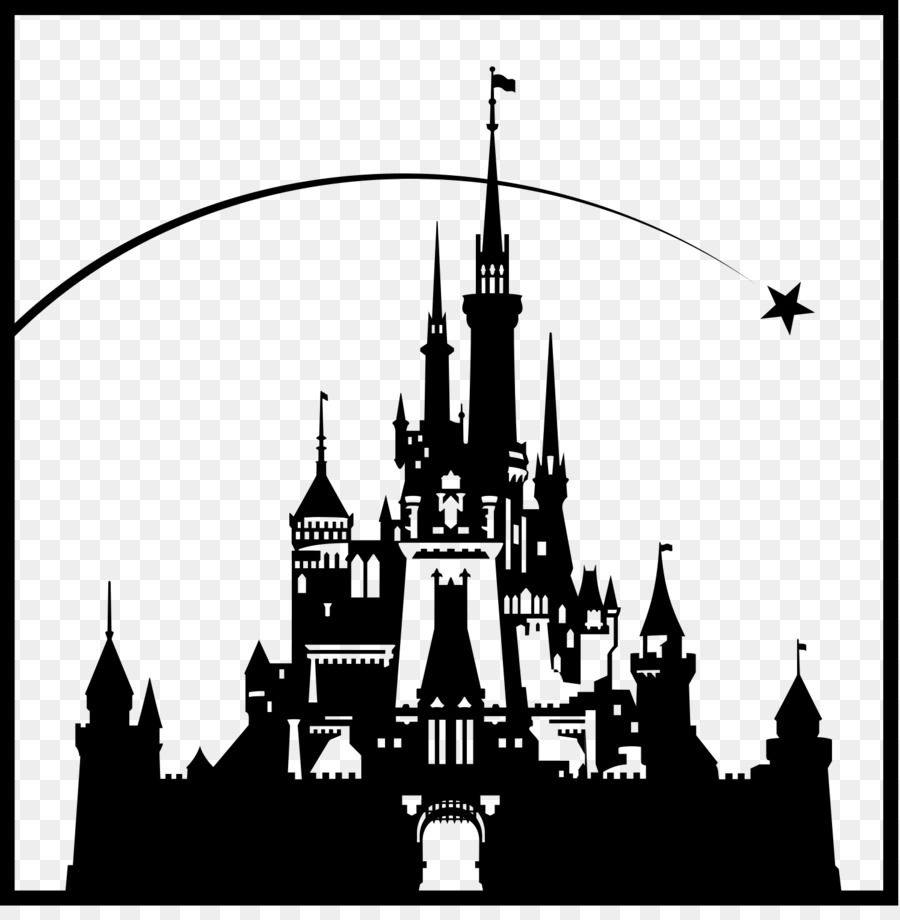 Pin By Michelle Beckman On Ashleigh Castle Silhouette Disney Castle Silhouette Disneyland Castle Silhouette
