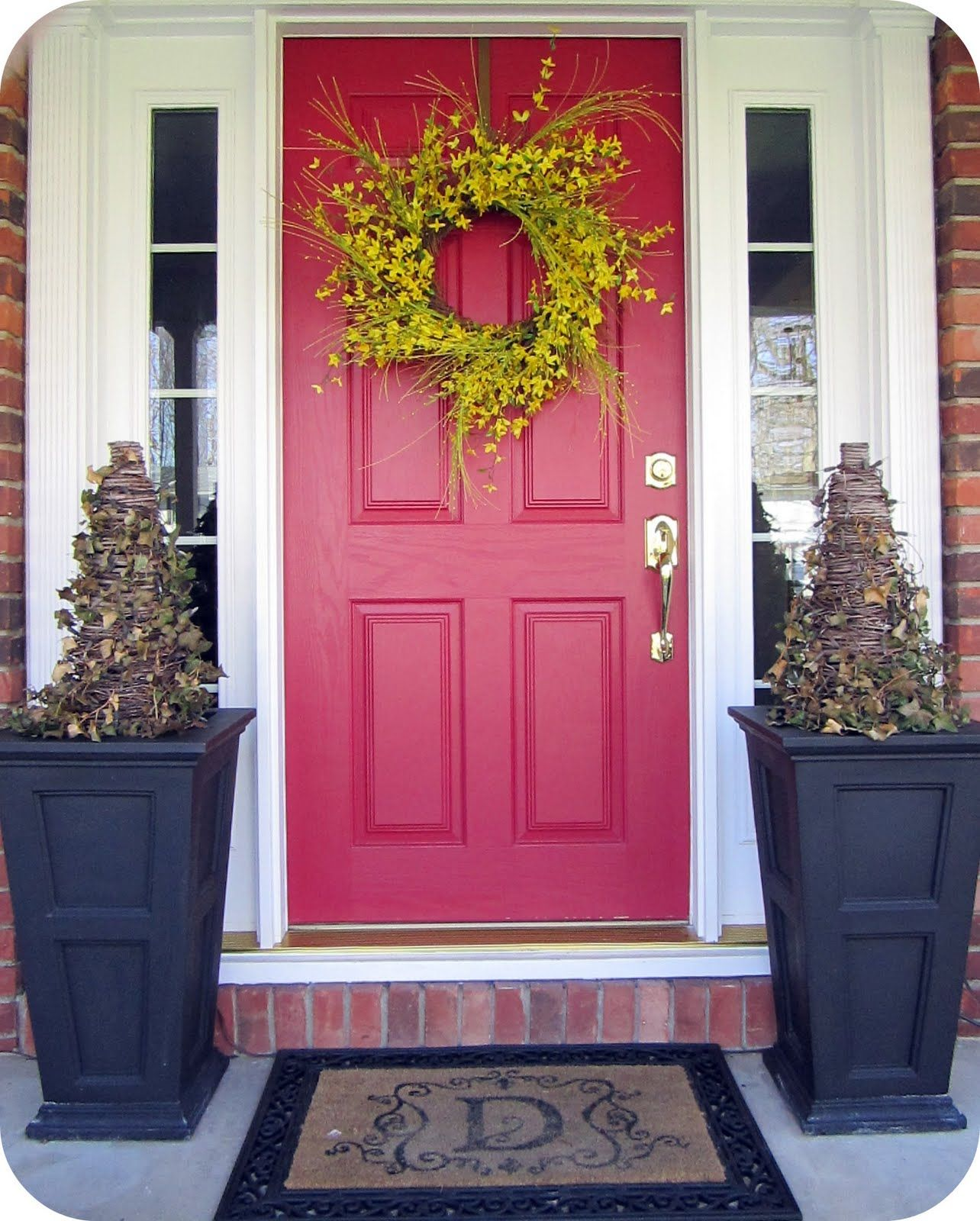 My Blue Front Door: Sherwin Williams Naval | No place like home ...