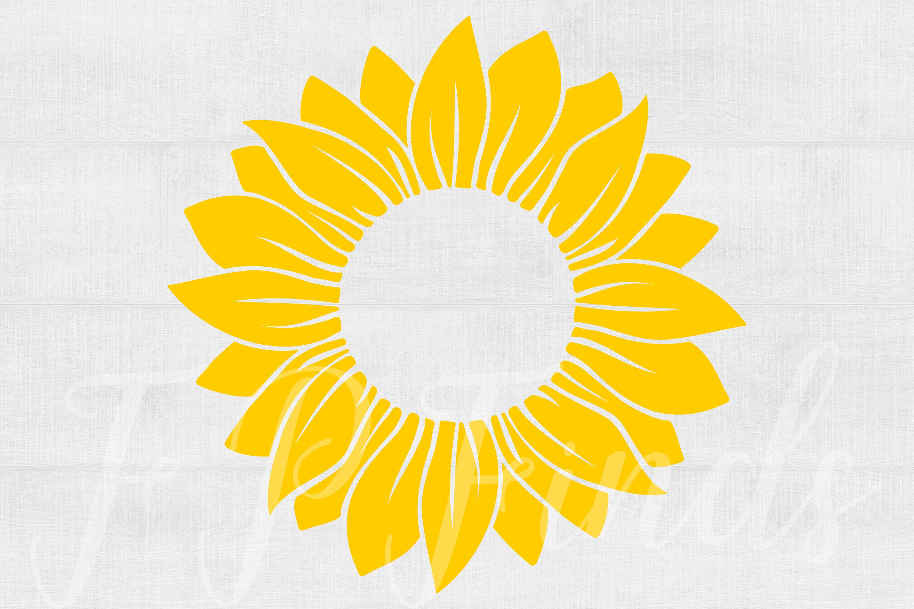 Sunflower Starbucks Svg Flower Starbucks Svg For Tumbler Cup Starbucks Cup Floral Decal Starbucks Decal Venti Tumble In 2020 Flower Svg Sunflower Pictures Floral Decal