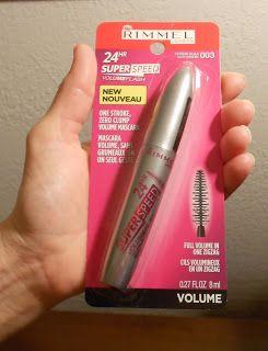 721f4cf8162 Rimmel 24HR Volume Flash Super Speed Mascara Review | Great Makeup ...