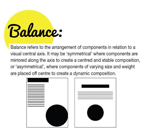 Definition Of Balance Balance Art Principles Of Design Principles