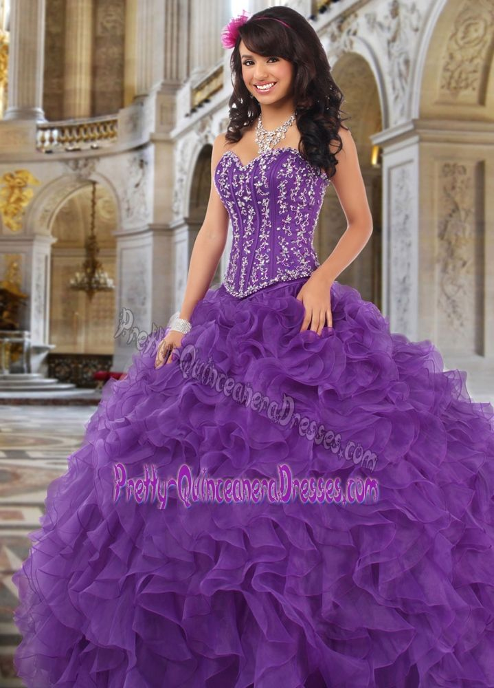 purple-quinceanera-dresses-dvc130-4-1.jpg (719×1000) | cute 15 ...