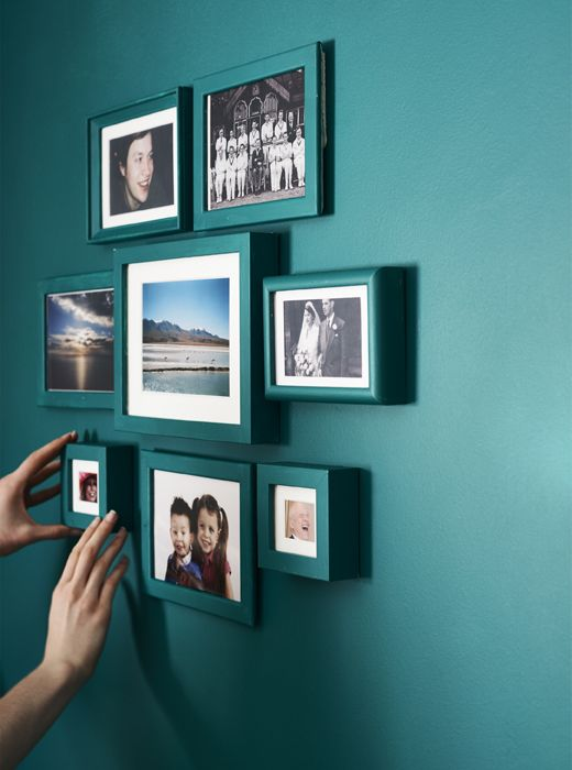 Pin de francesca saccol en Ikea DIY | Pinterest | Galerías, Marcos ...