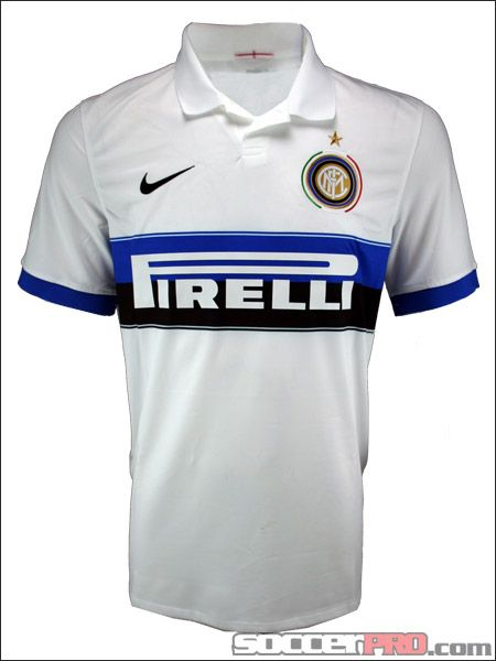 Inter Milan 09-10 away jersey. The jersey they won the treble in. Nike has  a nice fabric 8a24c7228