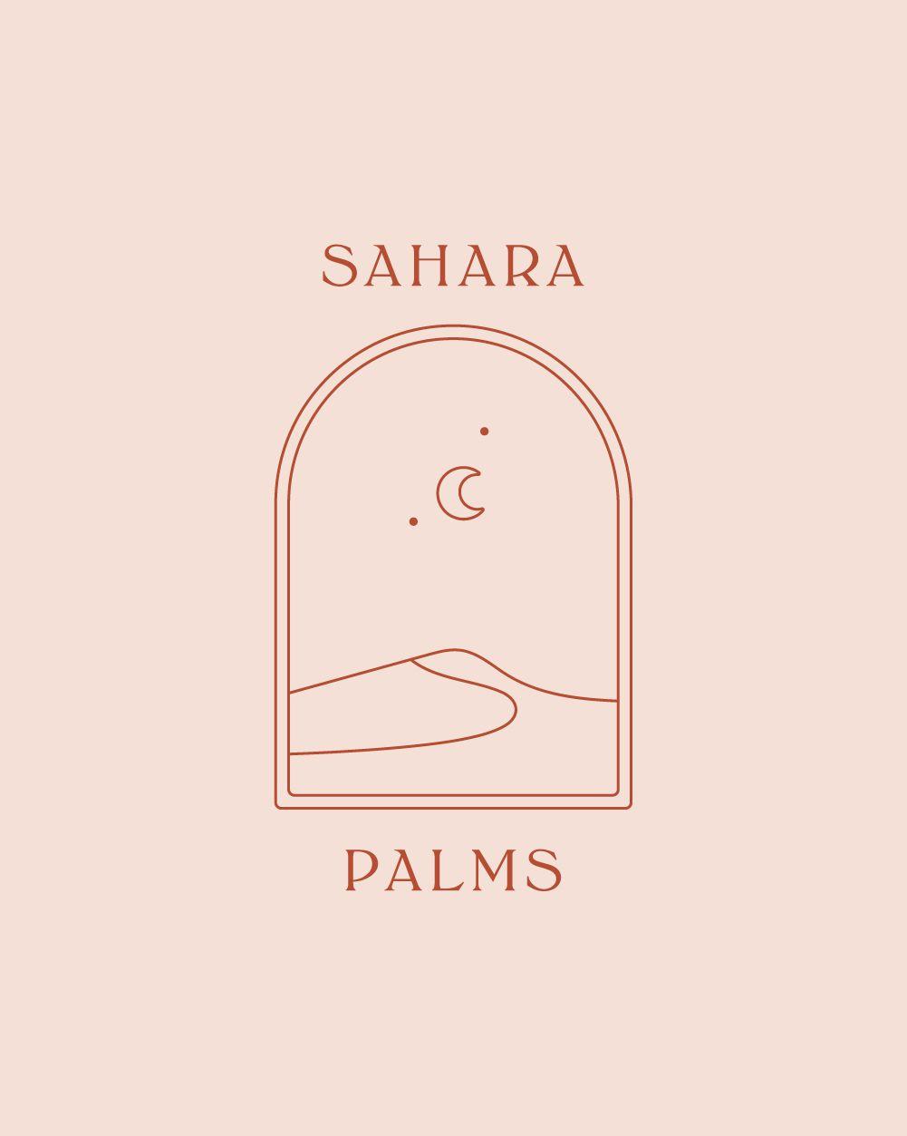 Sahara Palms - Now or Never Design Studio - Branding and Design
