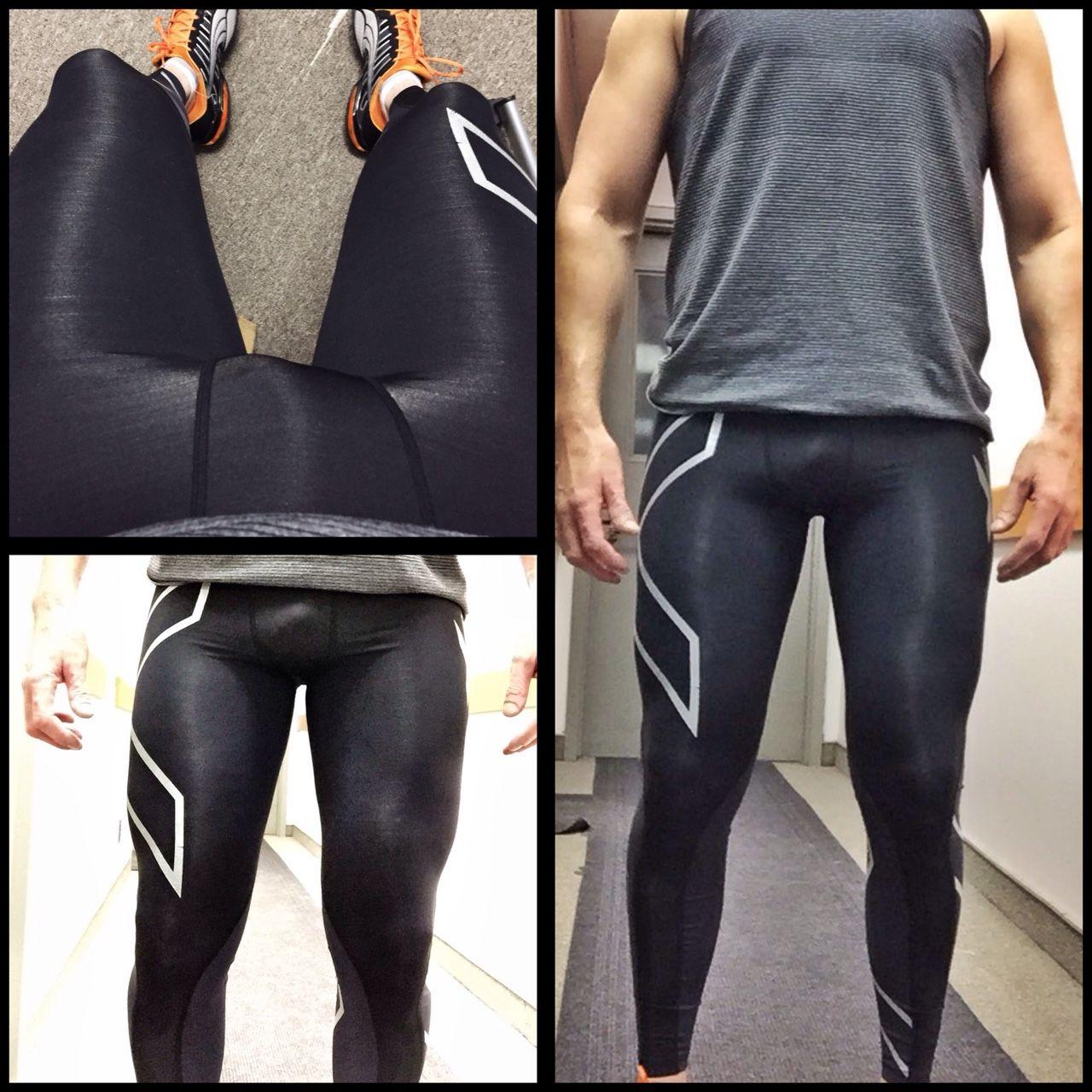 Lycra Spandex Men Mens Athletic Stuff Pinterest Premium Base Layer Manset Sports Compression Adidas Nike Under Armour Tights Leggings How To Wear Sport Man