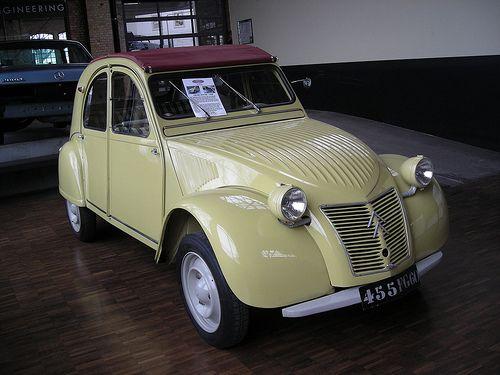 Citroen 2cv Az 1959 Citroen Car New Baby Products Car Brands