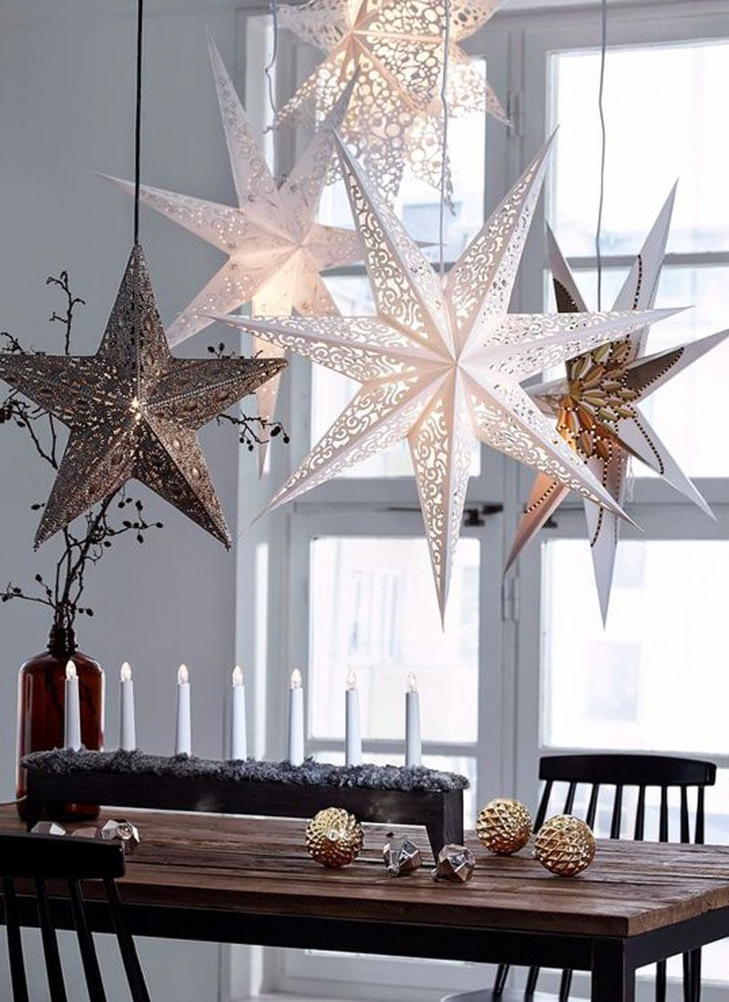 Nordic Home Et Cetera Those Lovely Christmas Lights In 2020 Christmas Decor Trends Christmas Decorations For The Home Christmas Table Decorations