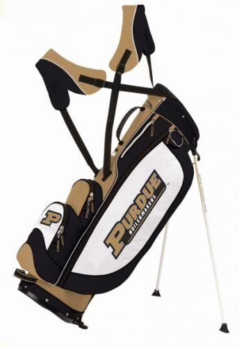 Purdue Ncaa Licensed Three 5 Stand Bag By Sun Mountain Golf Now Readygolf