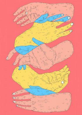 Hands | Displate thumbnail