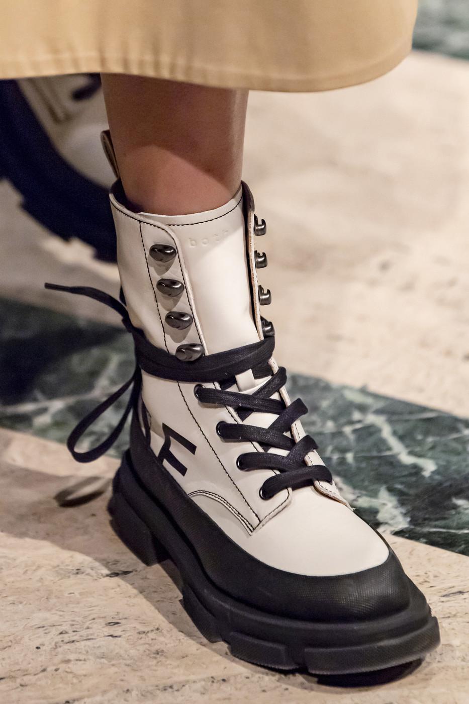 Monse At New York Fashion Week Fall 2020 Shoes Fashion Photography Fashion Shoes Boots