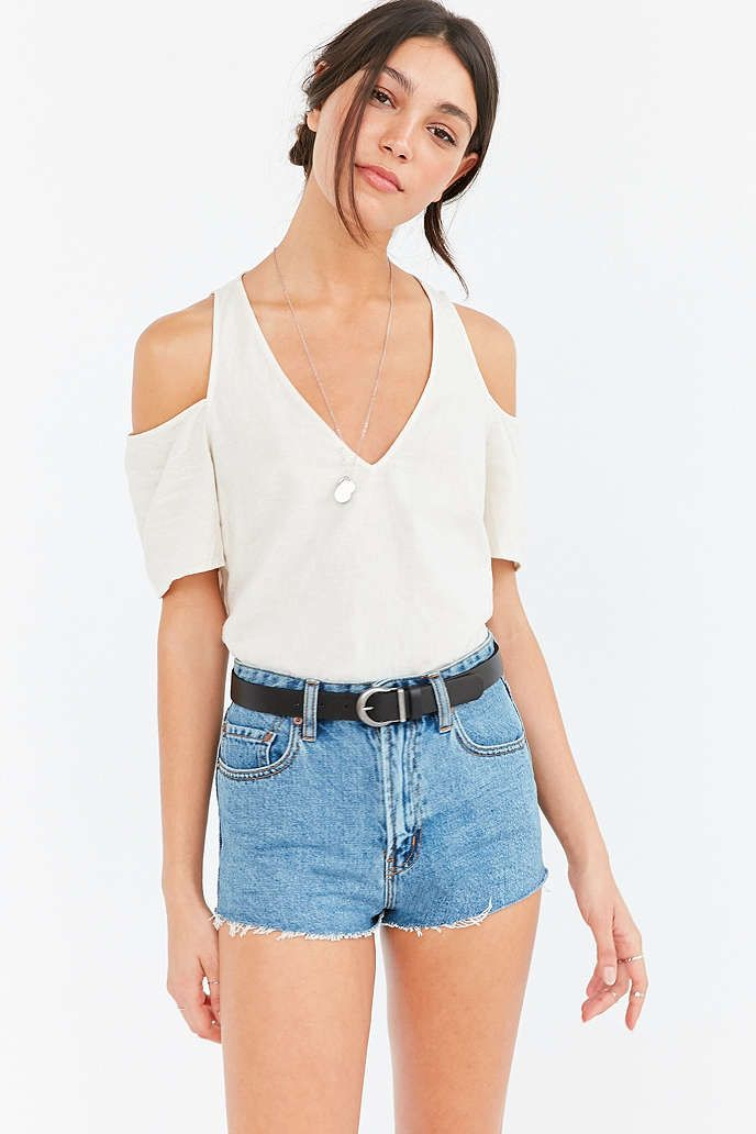 1646343ee7a Silence + Noise Jules Blouse - Urban Outfitters