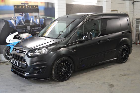 2014 64 Ford Transit Connect Gte Rs Edition Vehicles Ford