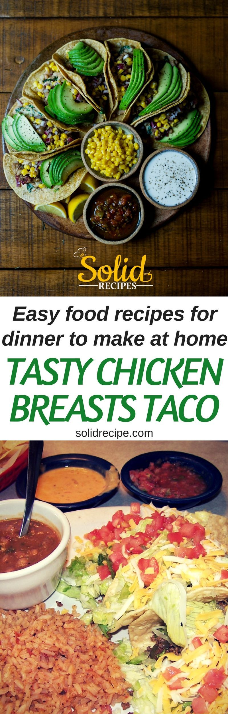 Tasty chicken breasts taco cooking videos easy food recipes for tasty chicken breasts taco cooking videos easy food recipes for dinner to make at home not always the photos matched the recipe forumfinder Image collections