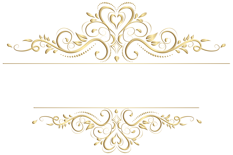 Decorative Element Transparent Clip Art Image Molduras