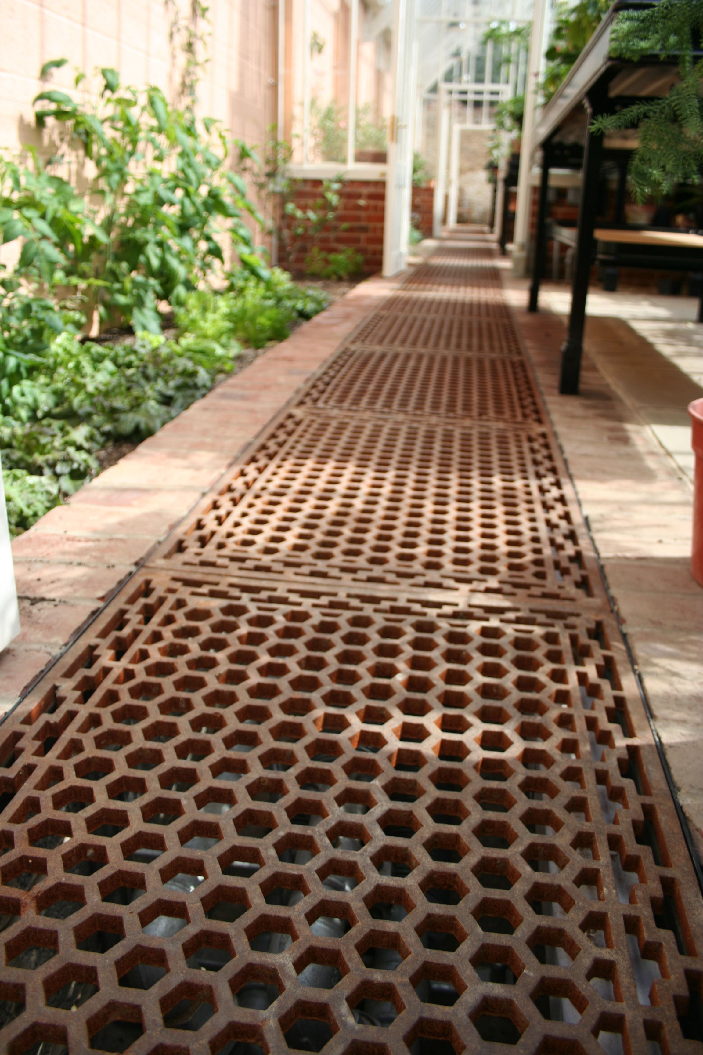 Cast Iron Floor Grids Really Are The Perfect Floor In Your