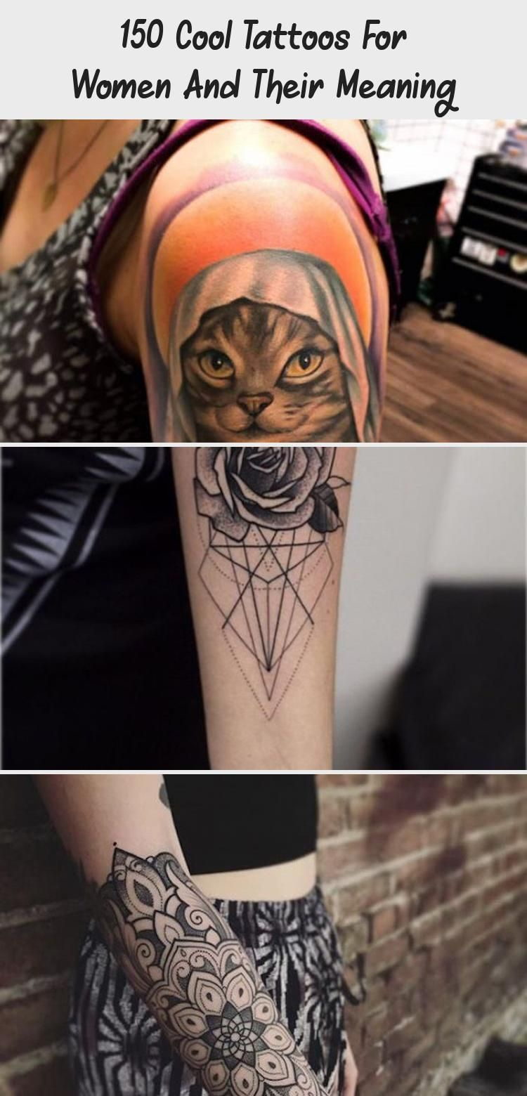Photo of 150 Cool Tattoos For Women And Their Meaning – Tattoos