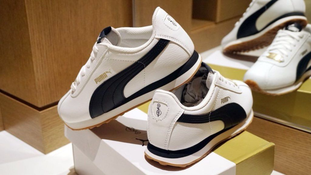By Turin Made BtsCanvas Puma Sneakers eDH9EW2IYb