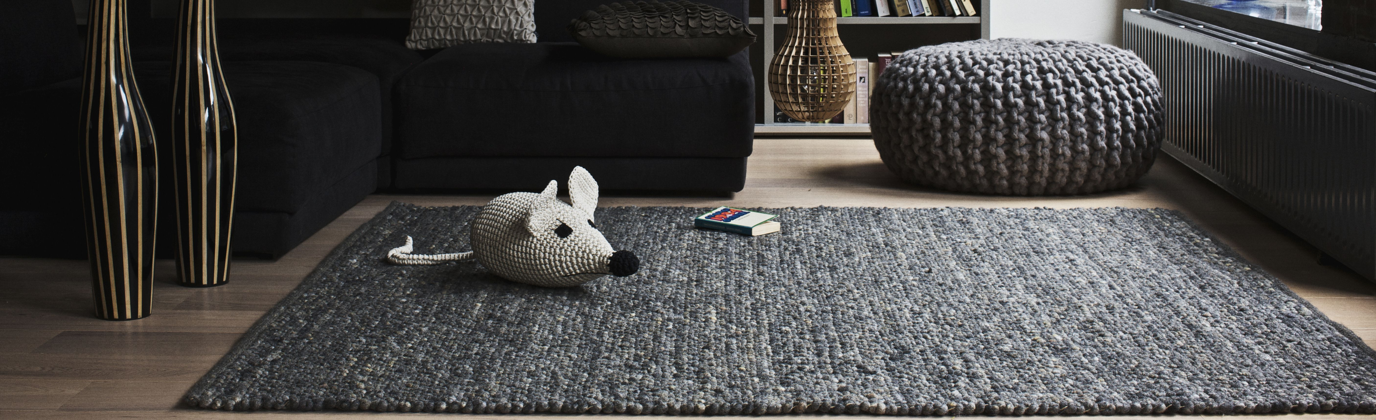Pebbles 038 Vloerkleed Carpet Rug Teppich Interieur Interior