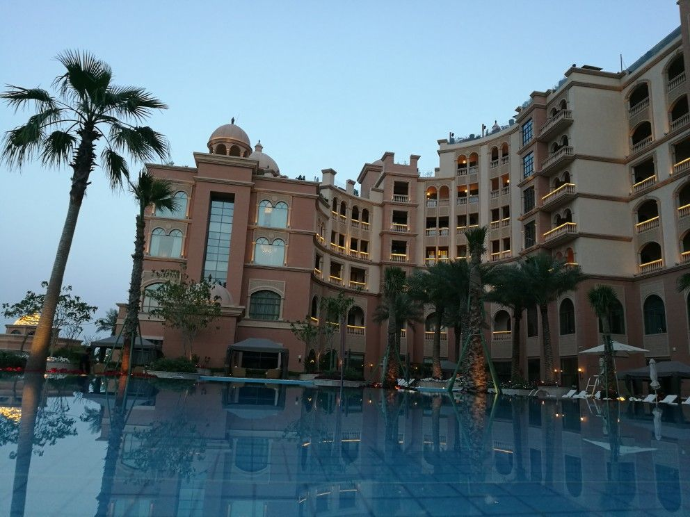 Kempinski Marsa in Doha, Qatar. (With images) | House ...