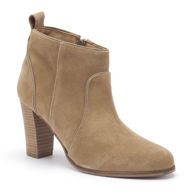 Boots pied normal
