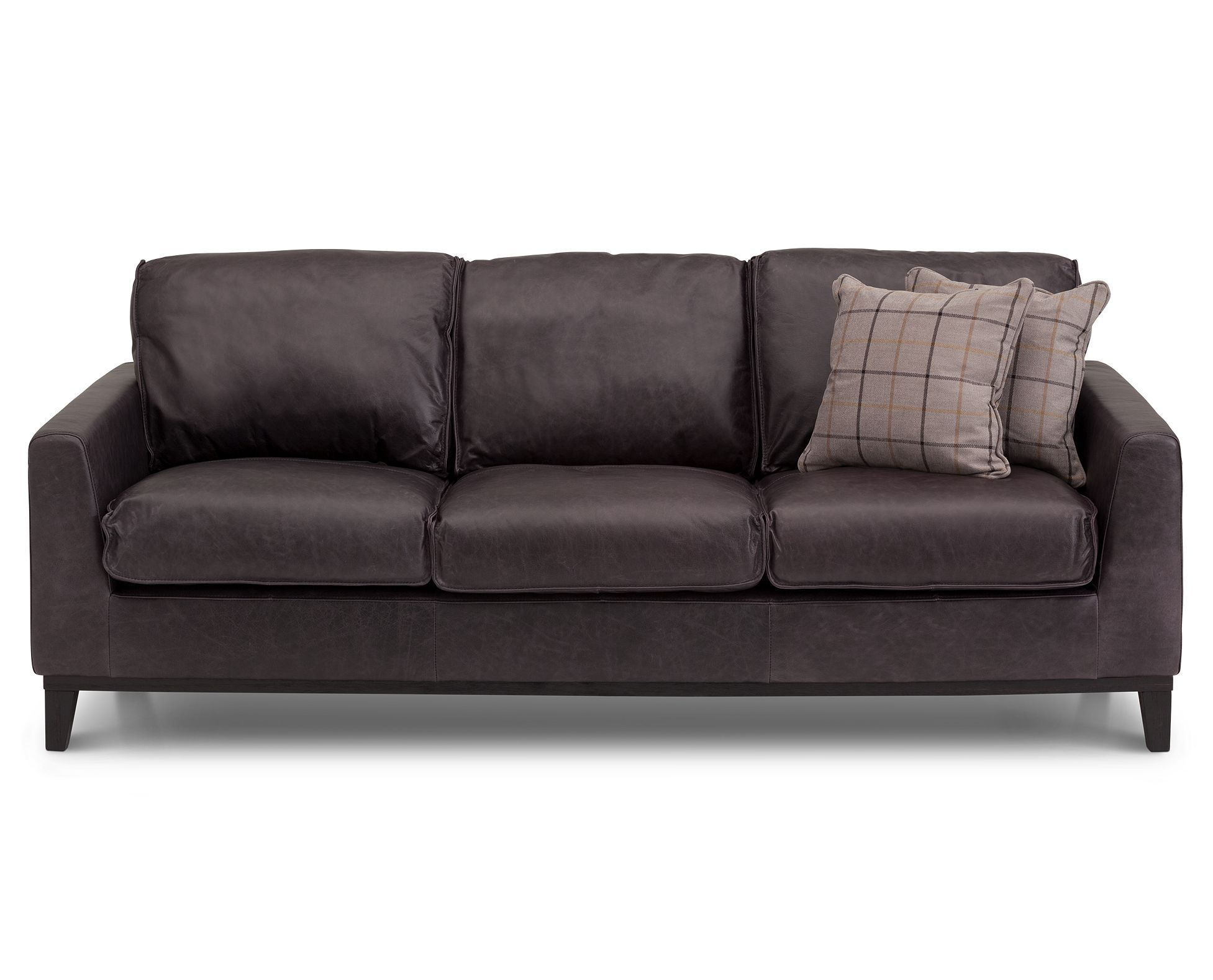 BLACK FRIDAY: Save $100 On The Cody Leather Sofa, Now $999. #blackfriday  #furniturerow