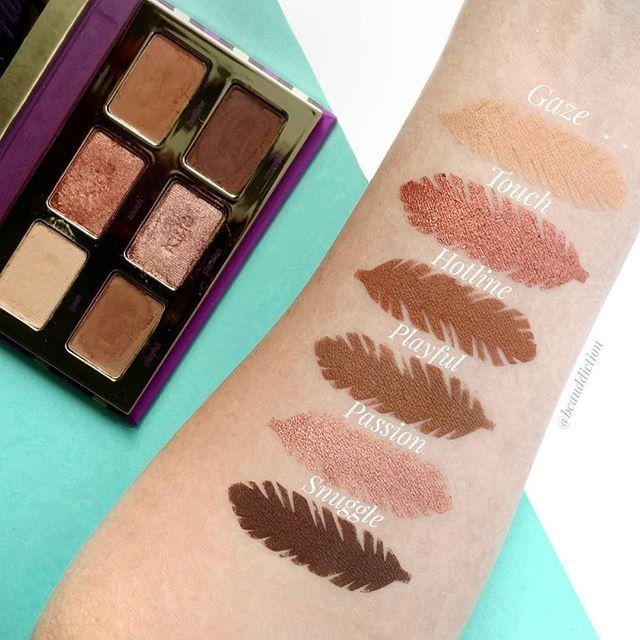 Tartelette Flirt Eyeshadow Palette by Tarte #4