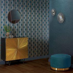 Wallpaper Sale Dunelm in 2020 Blue wallpapers, Teal