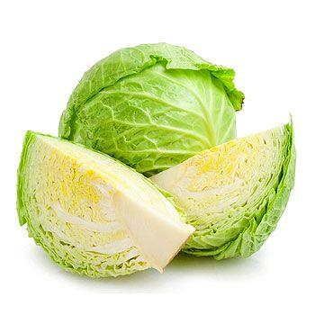 El repollo o col blanca es rico en potasio, magnesio y vitaminas ...