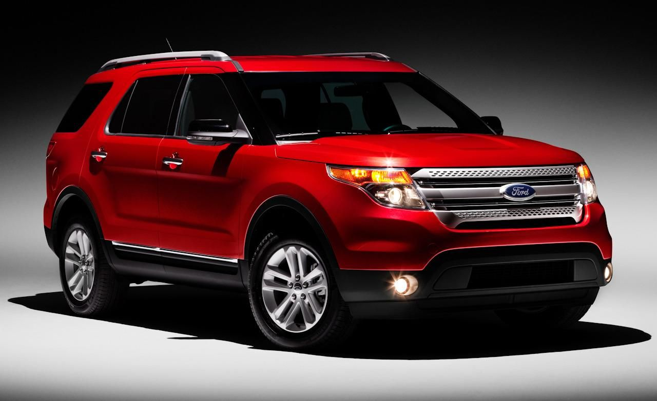 The 2012 ford explorer is a top selection in the category of large suvs it inherits the standard excellence that ford contin