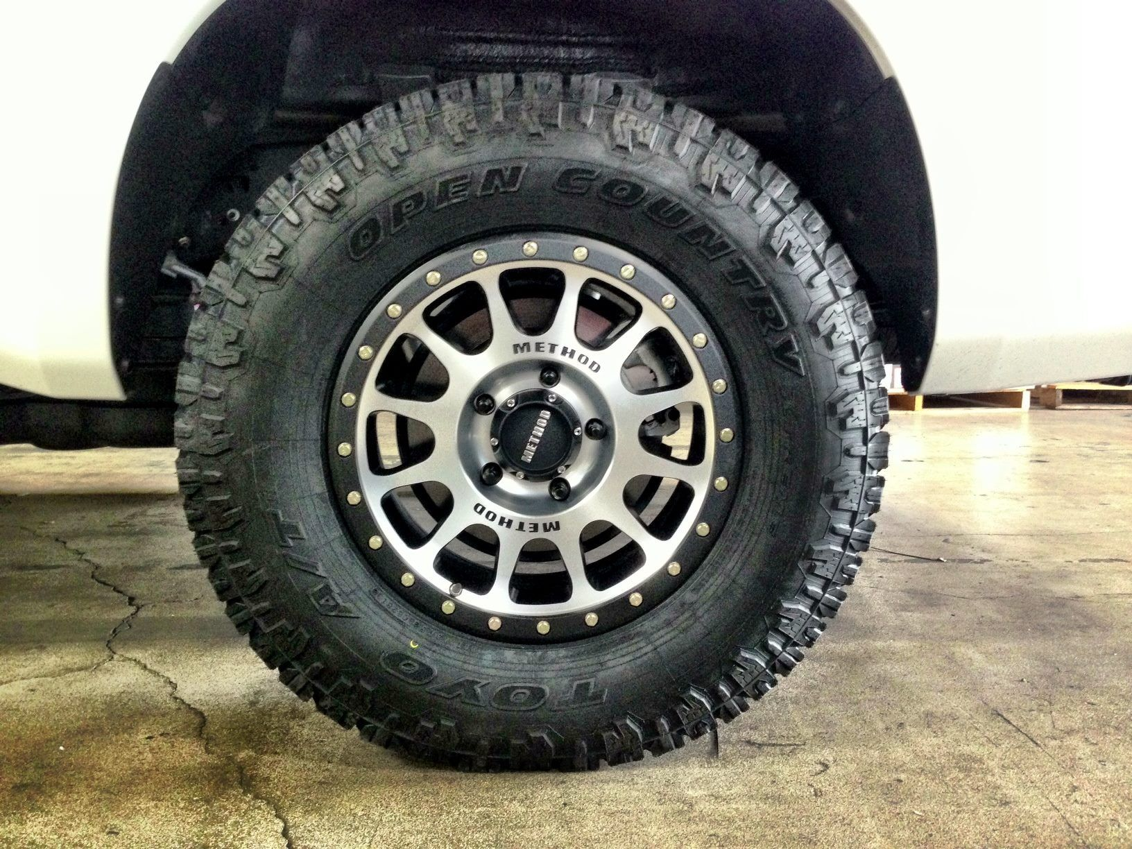 Pin on Truck Wheels/Tires