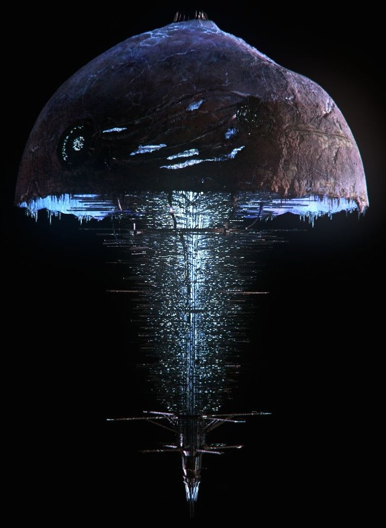 science fiction space stations - photo #18