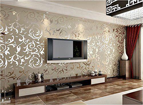 Pin von Marianna Sikudi auf Wallpapers | Wohnzimmer tapeten ideen ...