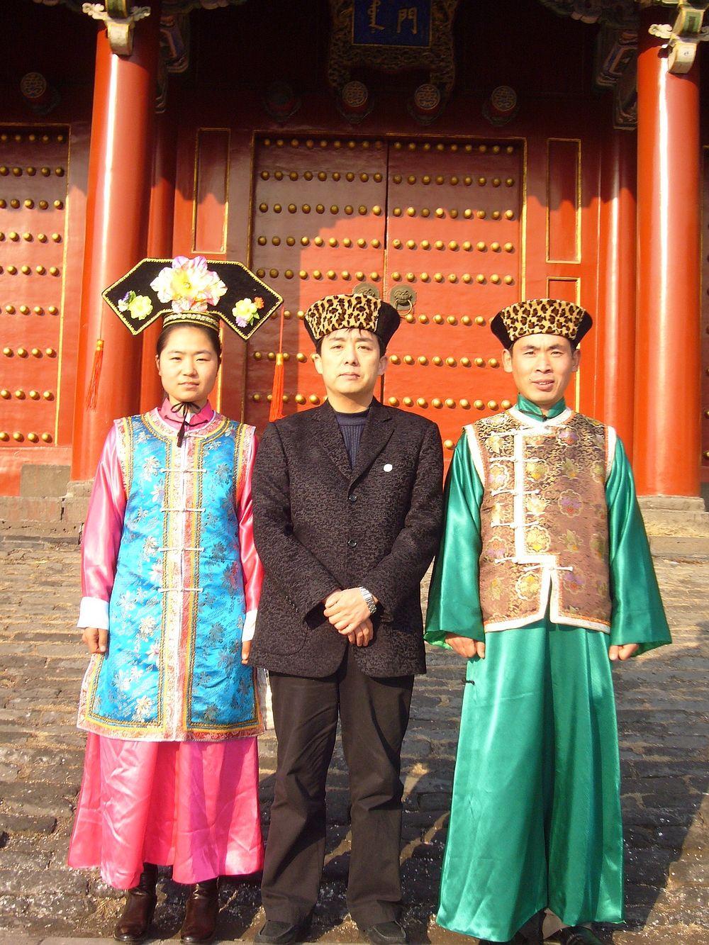 Manchu People | Free Manchuria | Dresses, Fashion, Harajuku