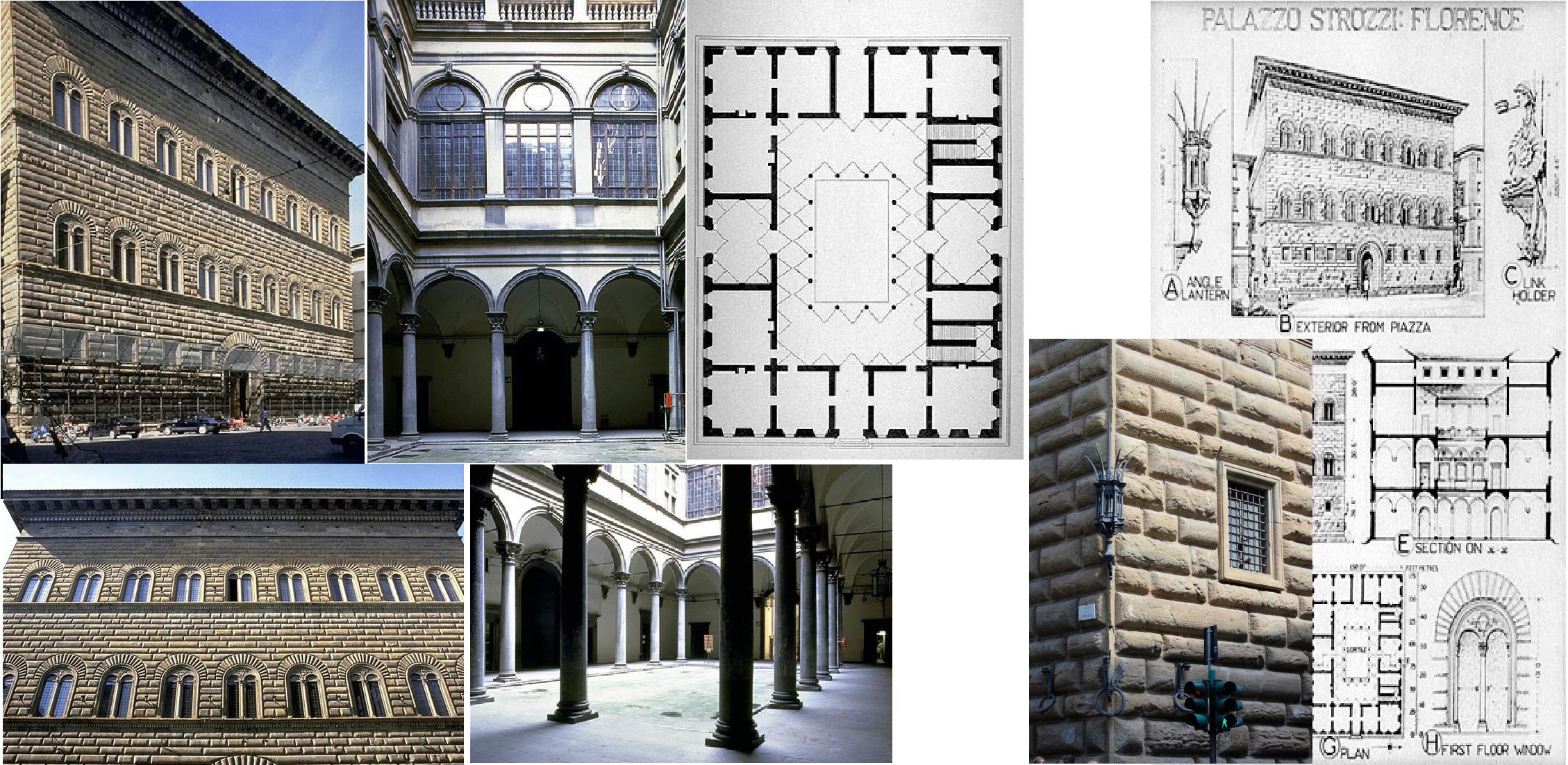palazzo strozzi architecture Google Search