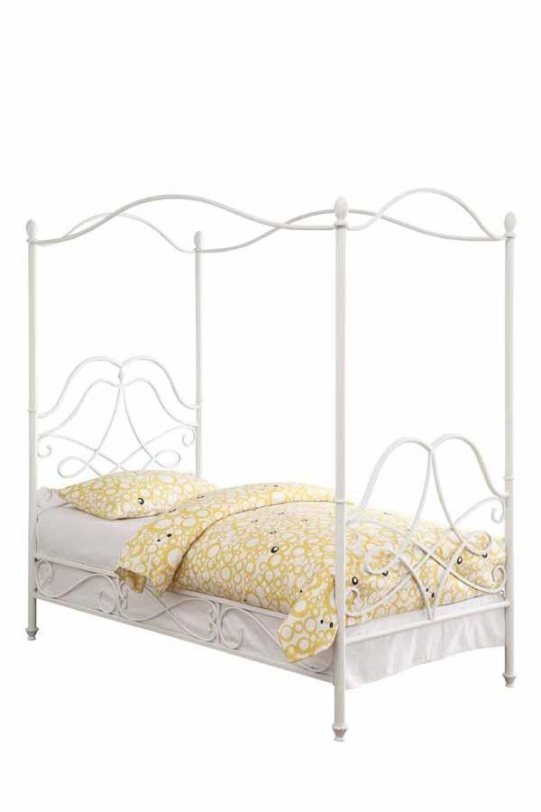 Massi Twin Youth Canopy Bed | Products | Pinterest | Youth and Products  sc 1 st  Pinterest & Massi Twin Youth Canopy Bed | Products | Pinterest | Youth and ...
