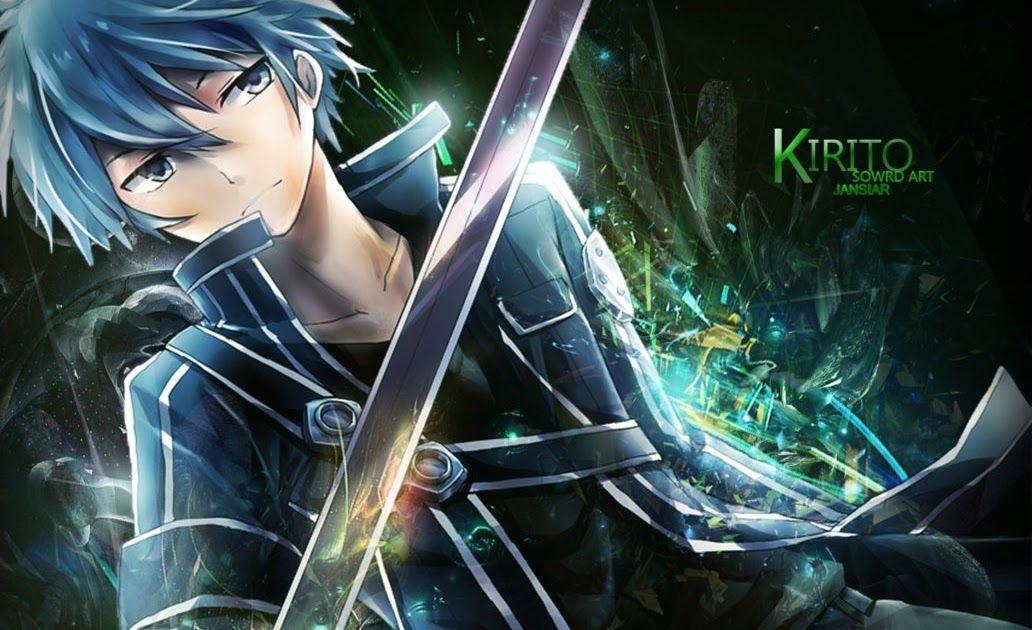 Gambar Wallpaper Keren 3d Anime