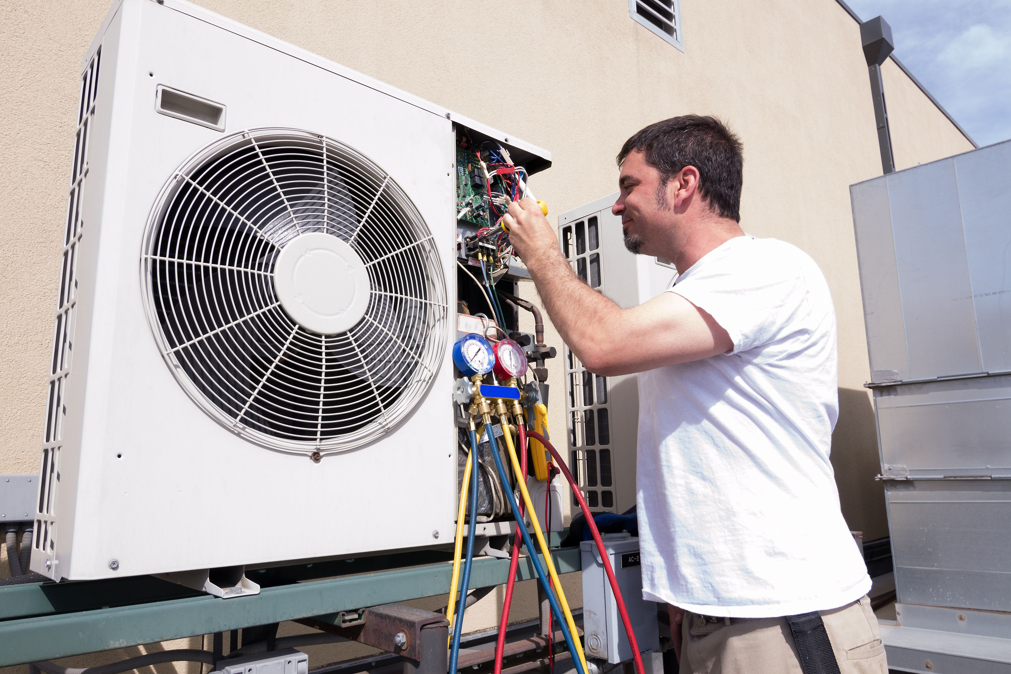 Commercial AC Finding the Right Dealer Air conditioner