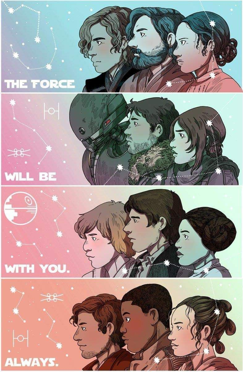The force will be with you