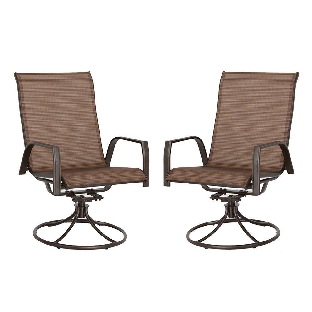 Sonoma Goods For Life Coronado Swivel Sling Patio Chair 2