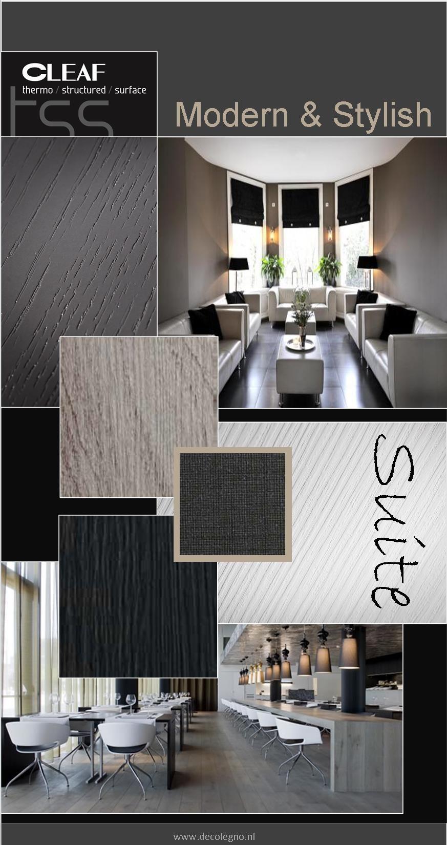 VRI interieur moodboard Decolegno modern & stylish | Mood Board ...